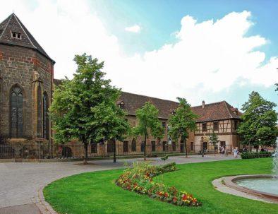 Musee Unterlinden Colmar